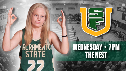 Women's Hoops Hosts USF on Wednesday