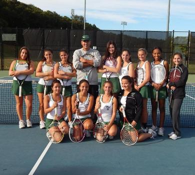 2013 Farmingdale State Women's Tennis Team
