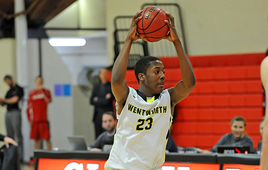 Strong Second Half Lifts Men's Basketball Past Eastern Nazarene