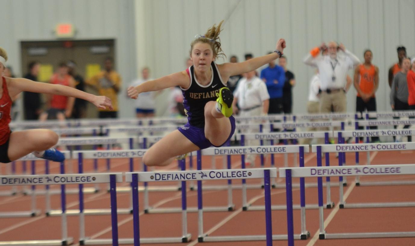 Women's Track & Field Host the Defiance Invitational