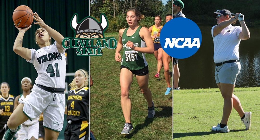 Three Cleveland State Programs Earn NCAA APR Public Recognition Award