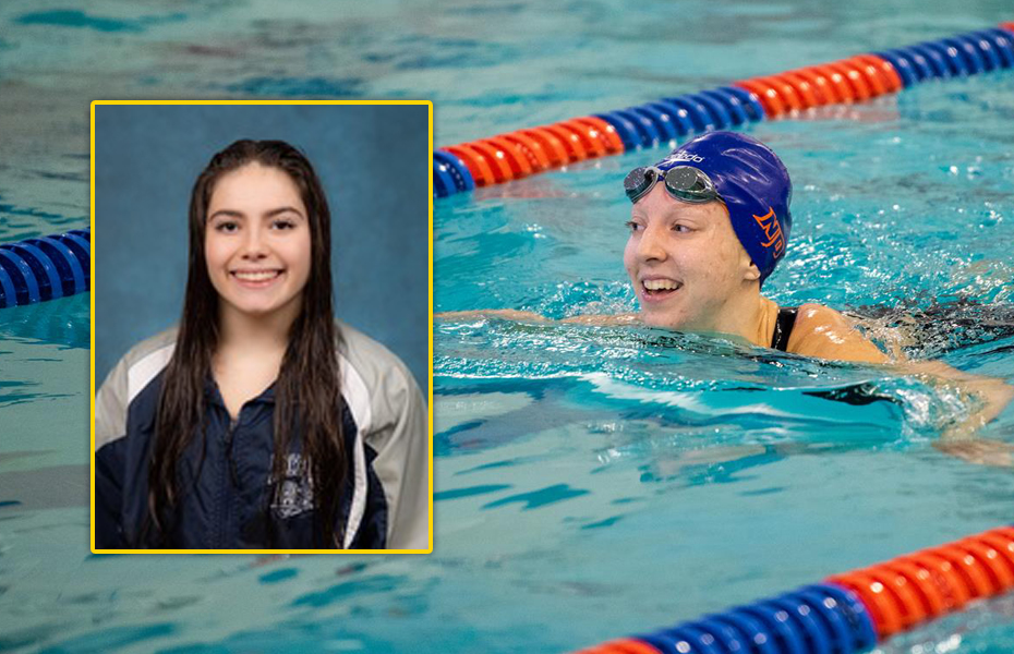 Lee and Vadala earn women's swimming and diving weekly honors