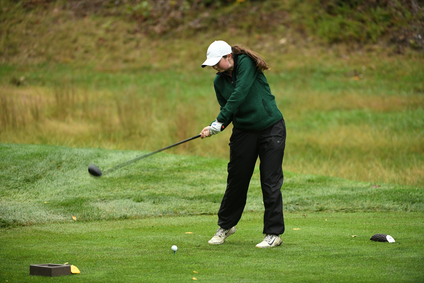 Mustangs Take Second, Perez Fourth at Greene Turtle Invite