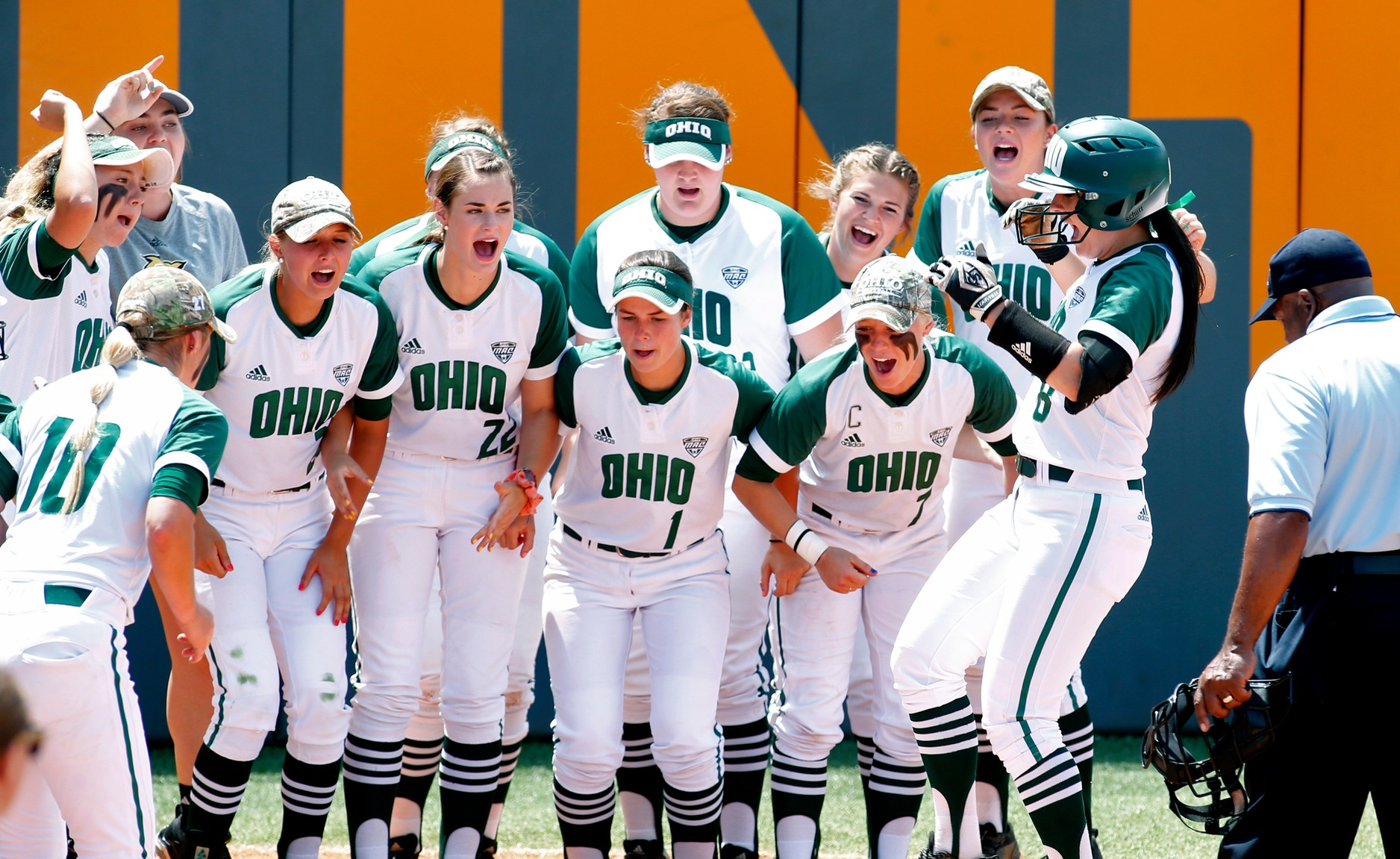 Freshmen Lead Ohio Softball to First Ever NCAA Regional Victory