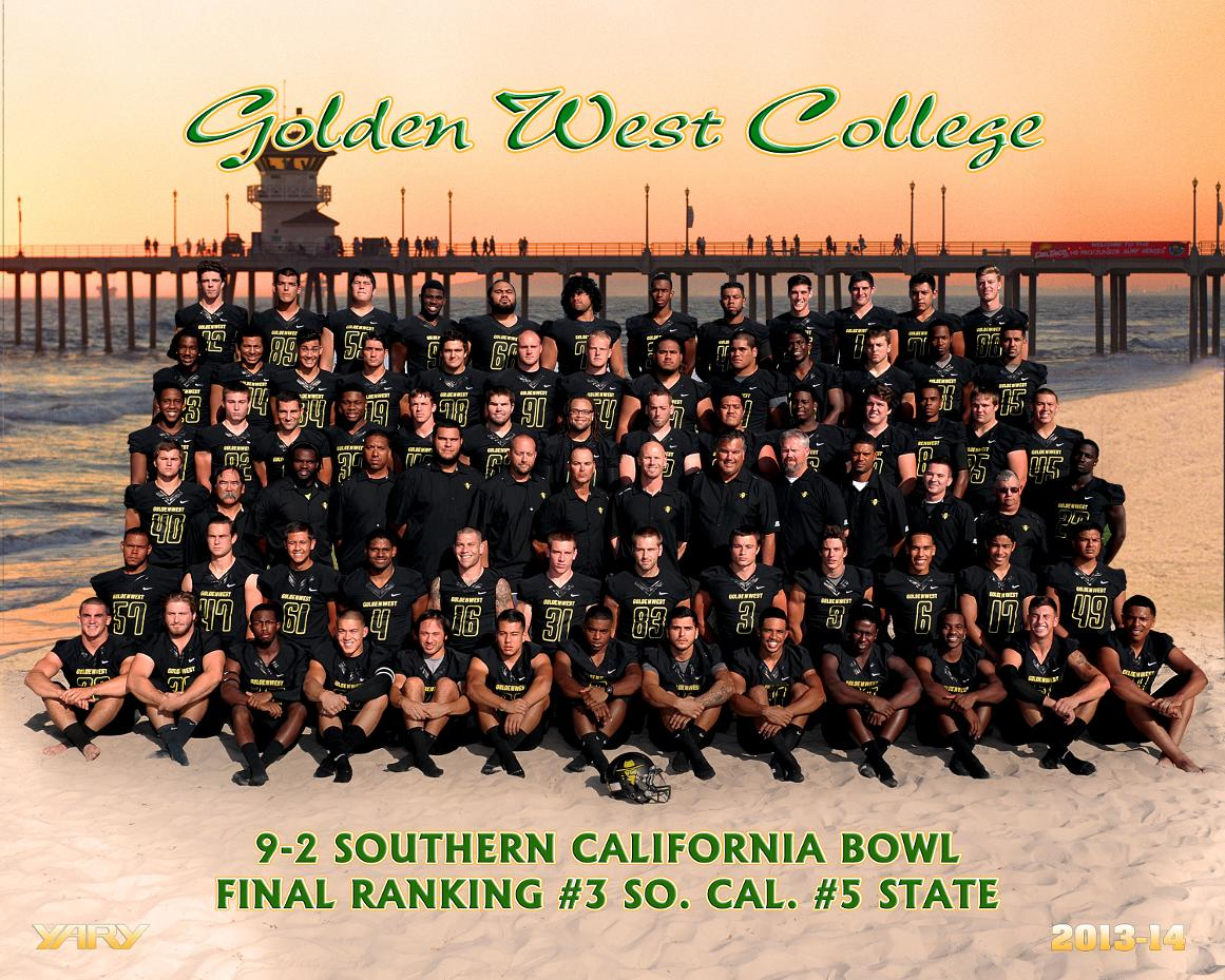Golden West Football Archives