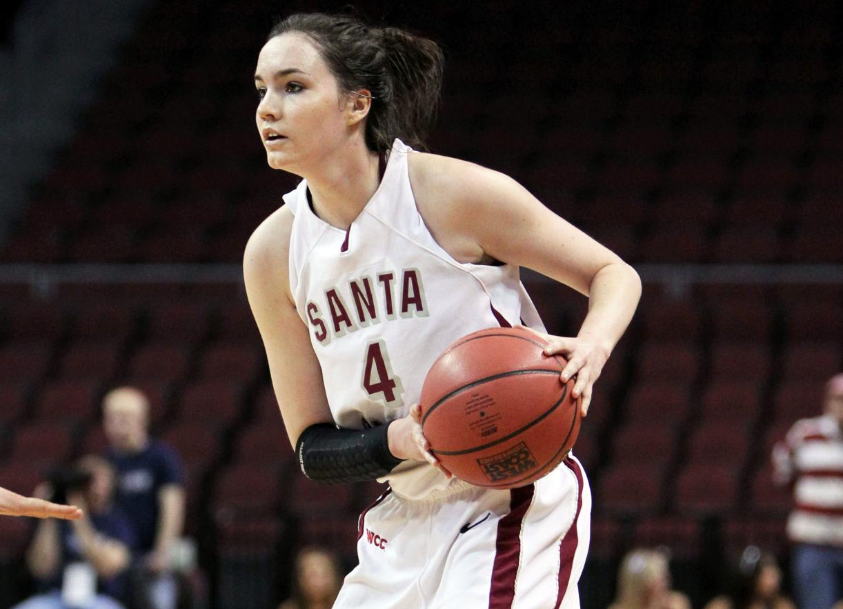 SCU Women's Basketball Preps for 2011-12 Season-Opener