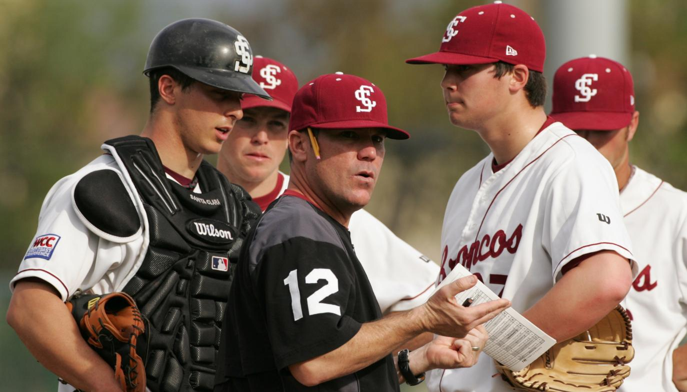 Santa Clara Announces Resignation of Baseball's O'Brien