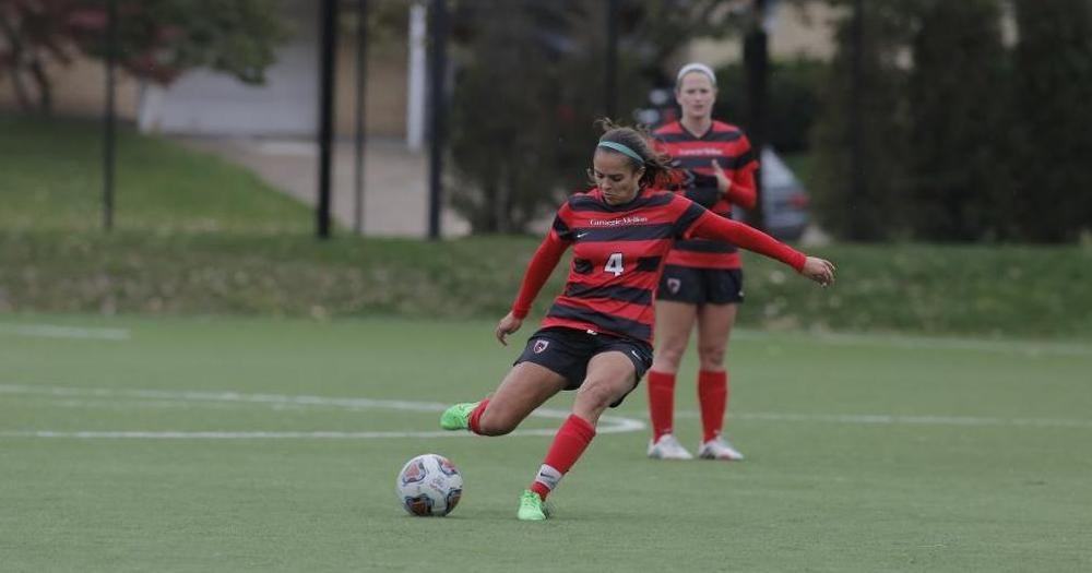 No. 3 Tartans Rebound with 4-1 Victory at No. 18 Chicago