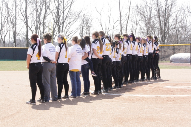 Softball Leads Division II In GPA