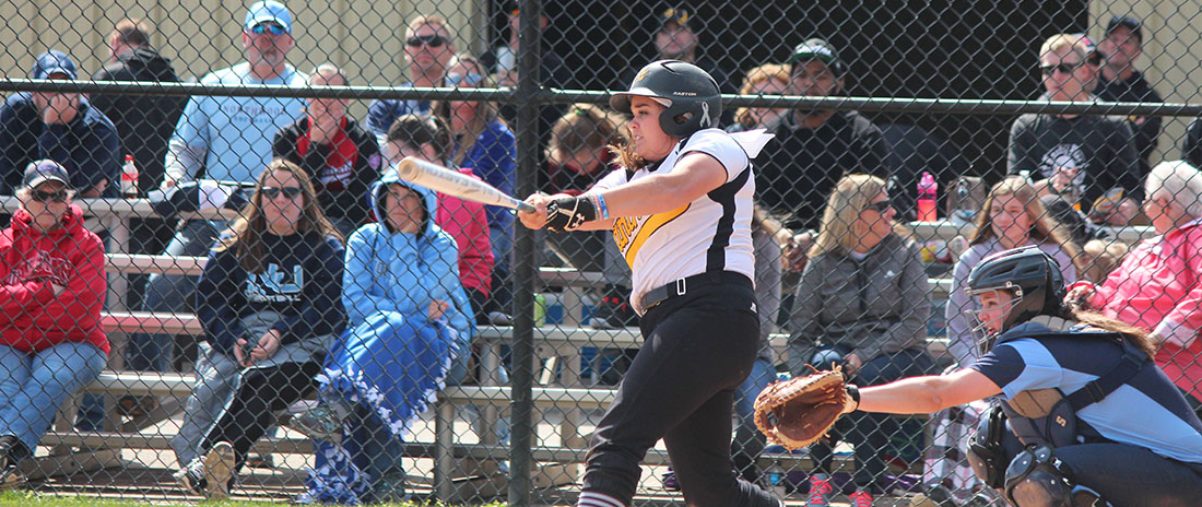 Softball Storms Back In Wins Over Lake Erie
