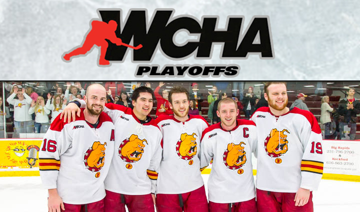 WCHA First Round Playoff Tickets On Sale; Watch The Bulldogs Open Postseason Play!