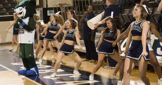 GC Cheer Announces Tryouts For  2014-15 Season