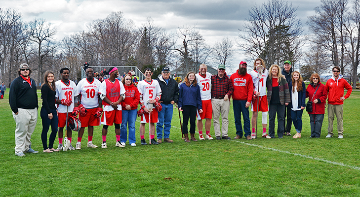 Records Aplenty In Senior Day Victory Over Wheelock
