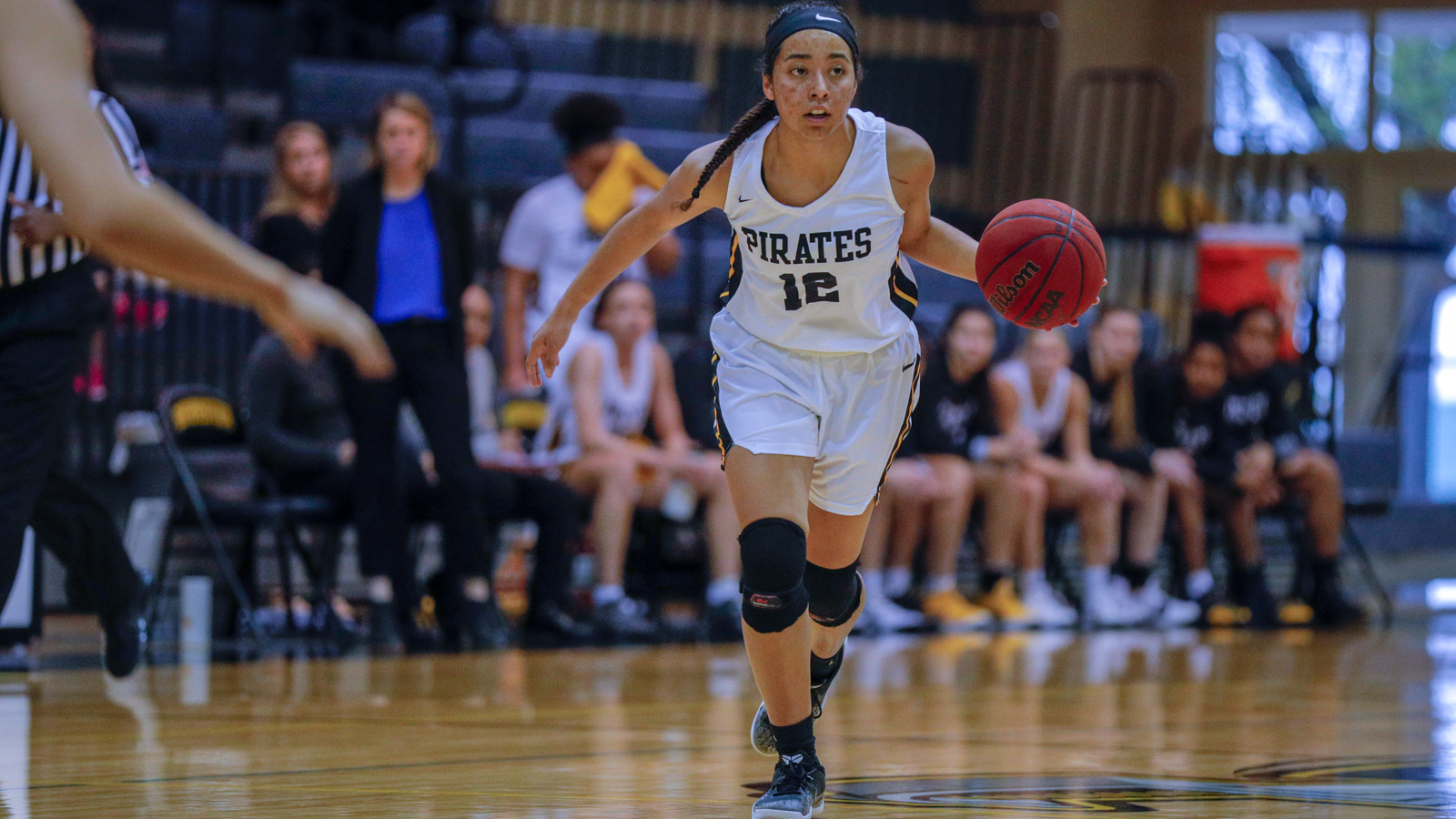 Big Third Quarter Pushes Women's Basketball Past Centenary