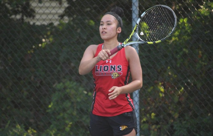 Women's Tennis Finishes Spring Break with 8-1 Loss to Lynchburg
