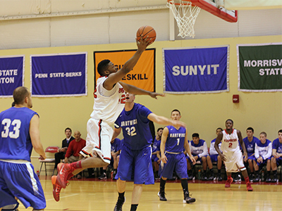 Men's Basketball Dropped By Lancaster Bible, 80-58