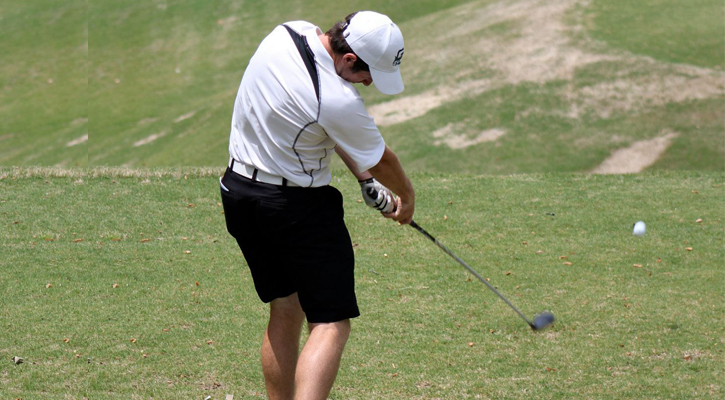 #14 GC Golf's Garrett Named Golfer of the Week