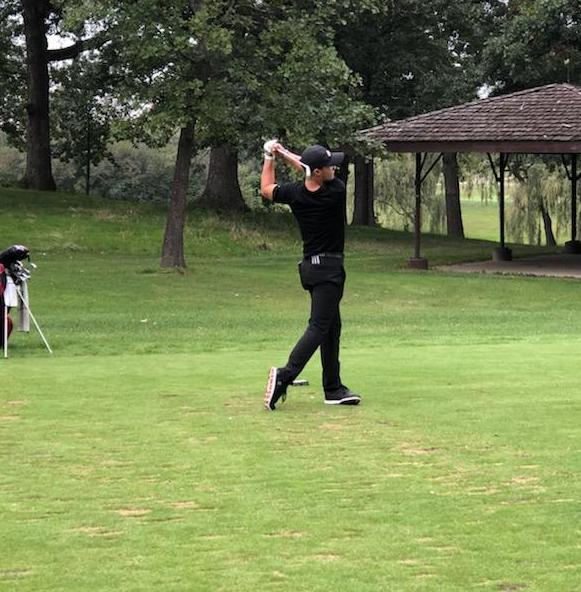 Darkness Cuts First Round Short for Men's Golf
