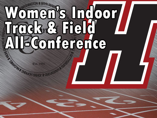 Haverford merits numerous spots on women's indoor track all-conference list