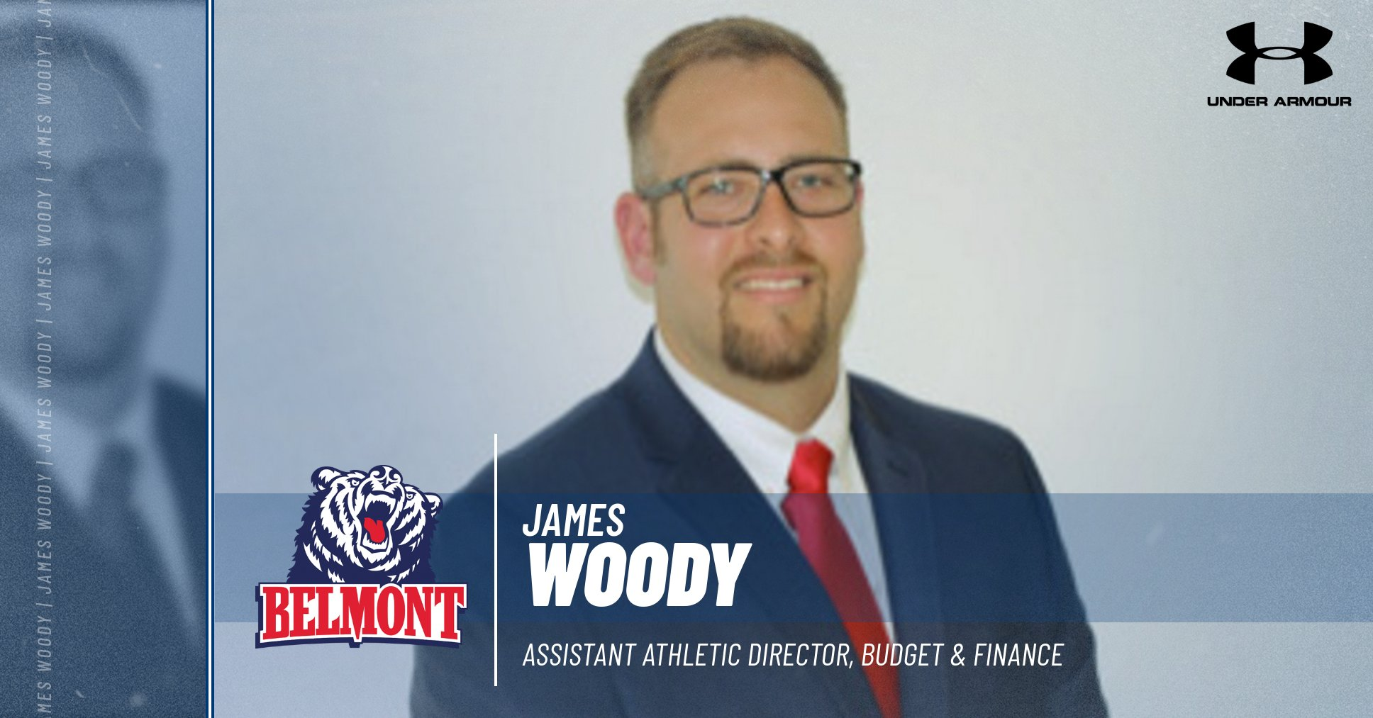 Welcome James Woody