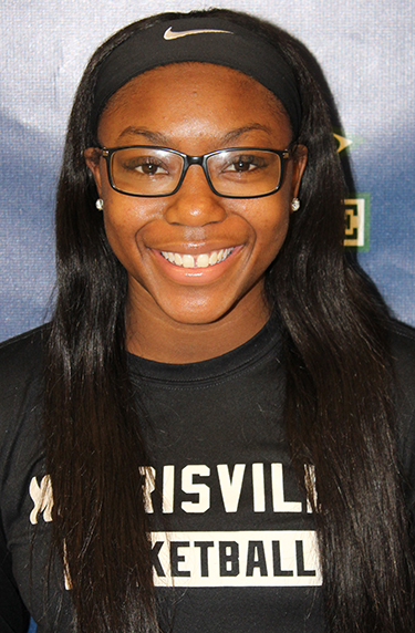 Alexis Campbell, Women's Basketball