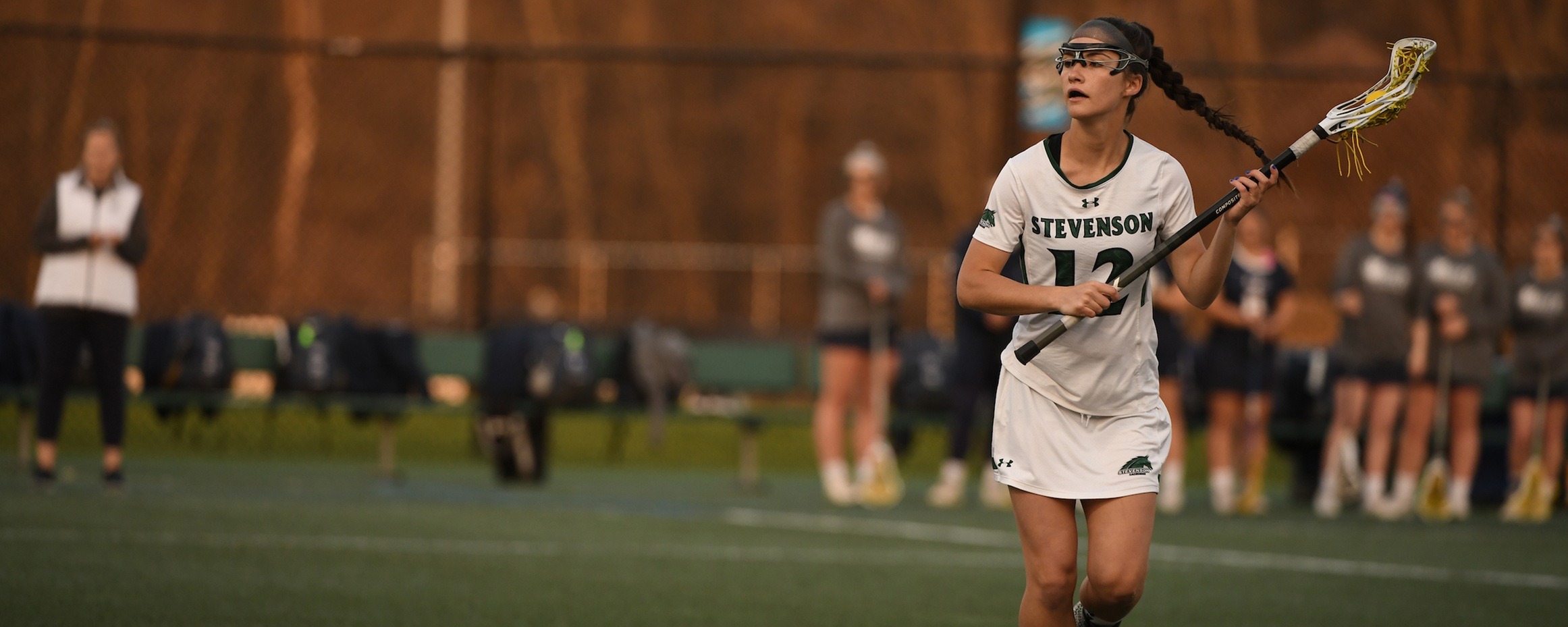 Davila Nets Career-High Four Goals in Win Over Widener