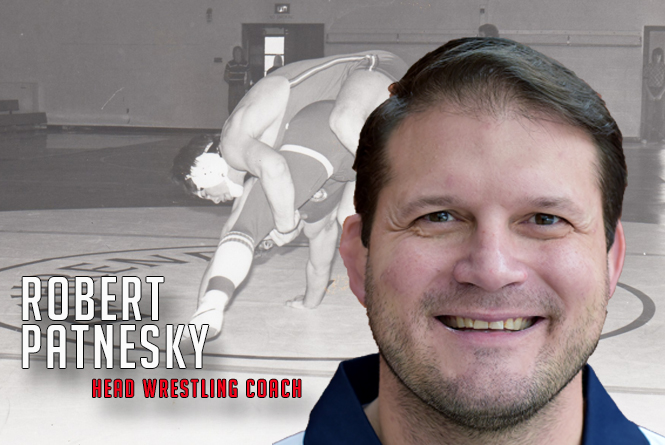 Robert Patnesky Named Head Wrestling Coach