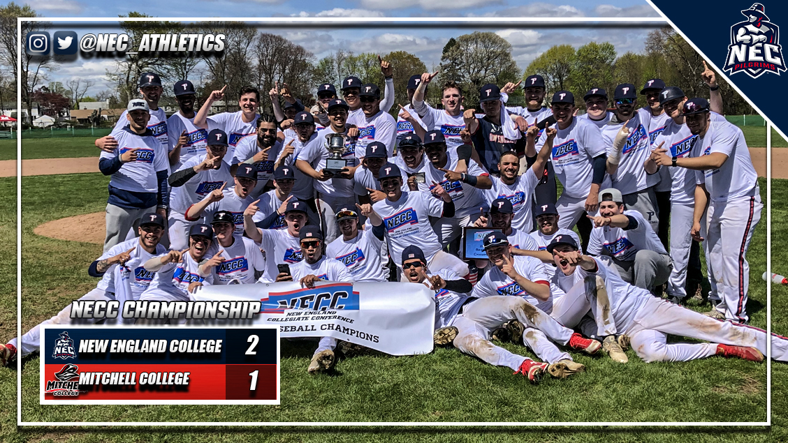 New England College Sweeps NECC Tournament and Clinches First Conference Title