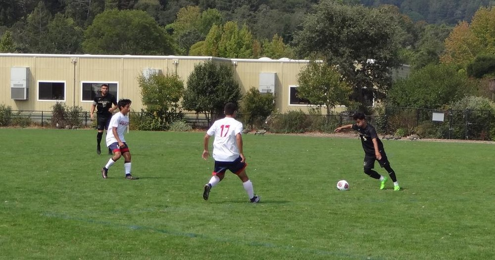 Men's Soccer Falls To Ohlone College in Final Non-Conference Match
