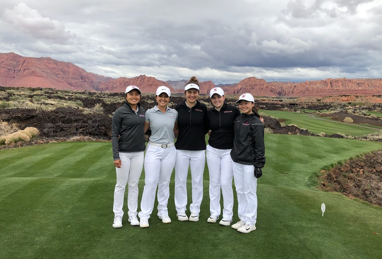 Women's Golf Back In Action Monday at BYU Entrada Classic