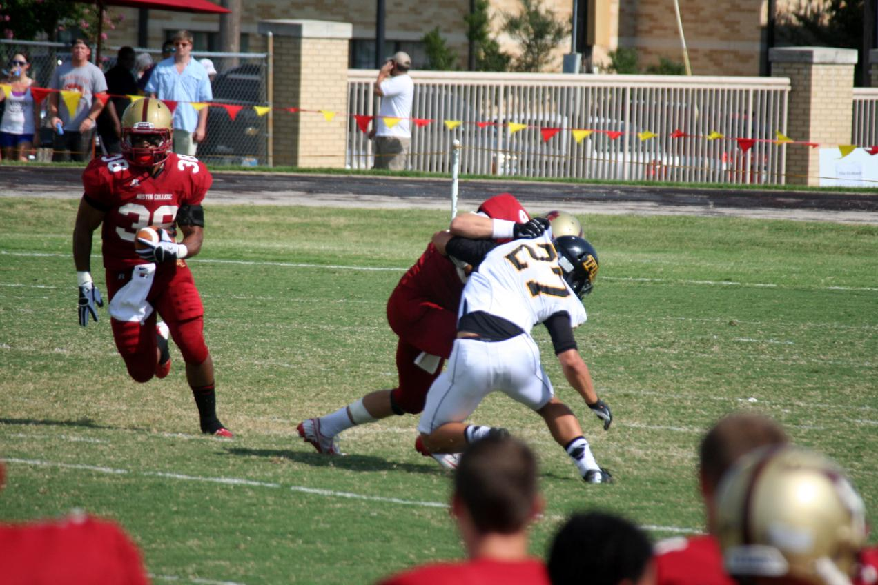 'Roo Football Falls to No. 13 Birmingham-Southern