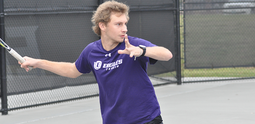 The Eagles opened the Spring season against Millsaps College Sunday.