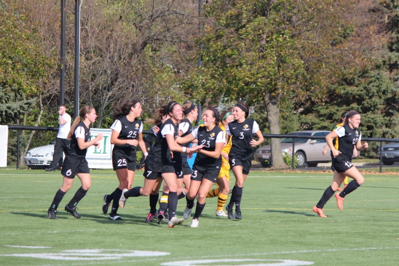 Women's Soccer Ranked Sixth in Midwest Region