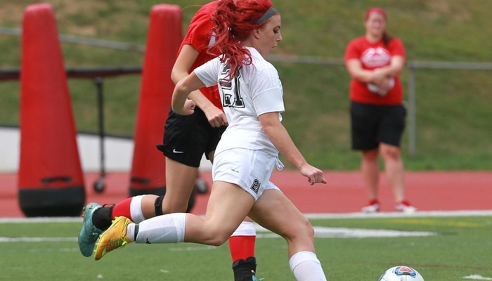 Bishop Named All-OAC for Women's Soccer