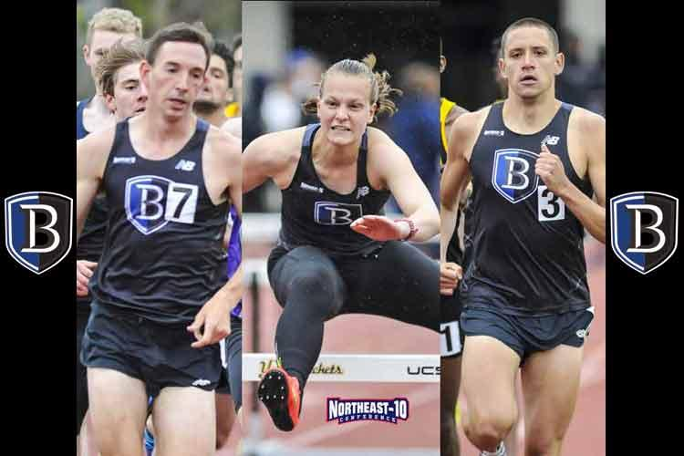 bentley places 3 on academic all northeast 10 track team. Cars Review. Best American Auto & Cars Review