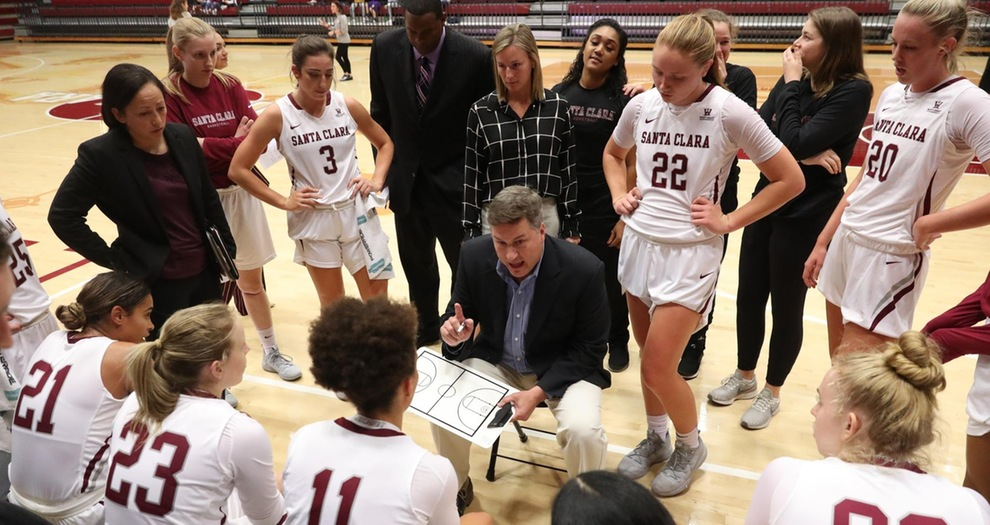 Cold Shooting Hands Women's Basketball Loss to CSUN