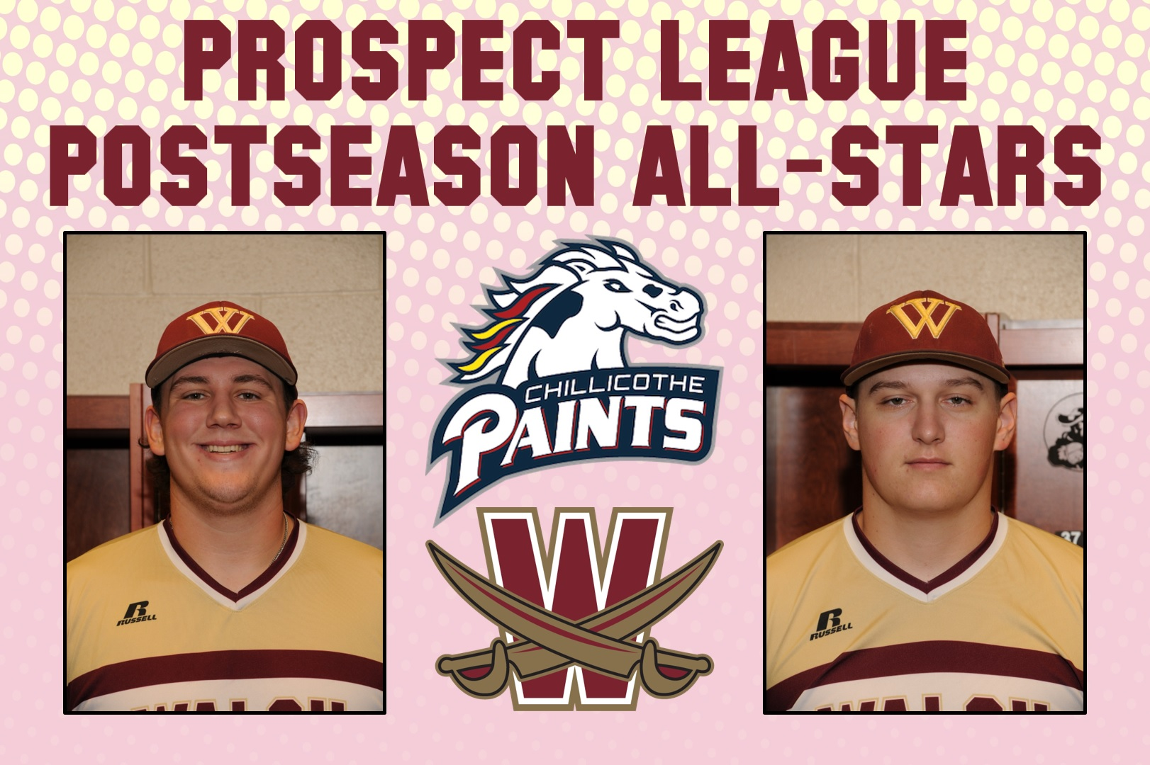 Czech, Bulchik Named Prospect League Postseason All-Stars