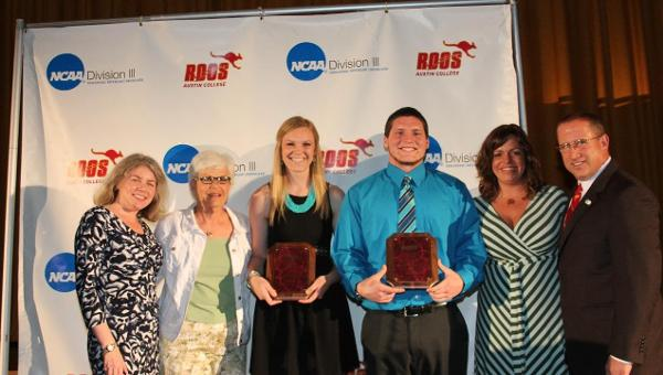 Student-Athletes Honored at Athletics Convocation