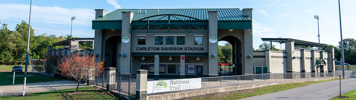 Carleton Davidson Stadium, home of Wittenberg University Baseball