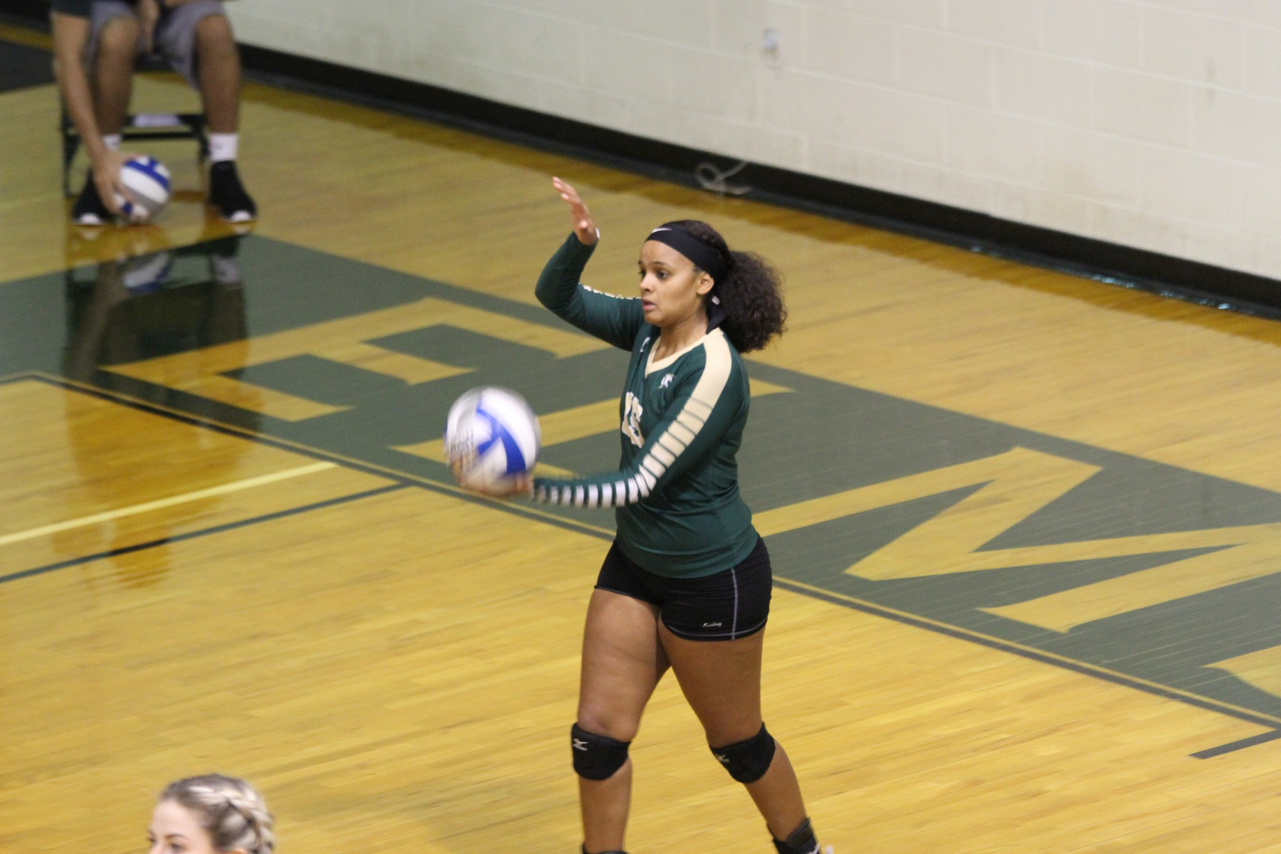 Women's Volleyball Drops NECC Opener To ENC