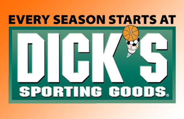 March 3rd & 24th are Strikers Appreciation Days at Dick's Sporting Goods