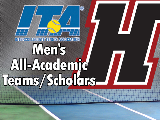 Men's tennis leads Centennial squads on ITA all-academic list