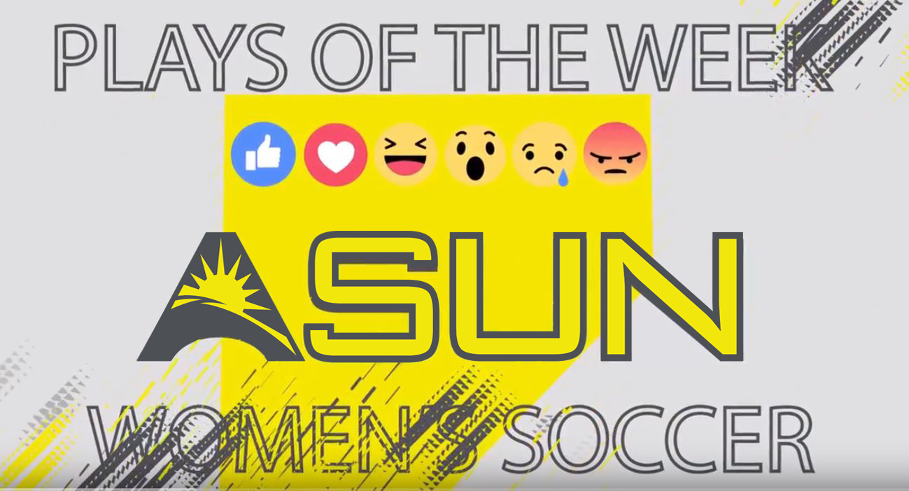 Vote For The Fifth Edition of the #ASUNWSOC Play of The Week on Facebook