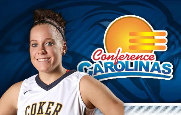 Autumn Lau Named Conference Player of the Week