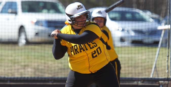 Irvin named SCAC Hitter of the Week after season opener
