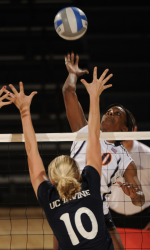 Eaters Prevail in Five-Set Showdown