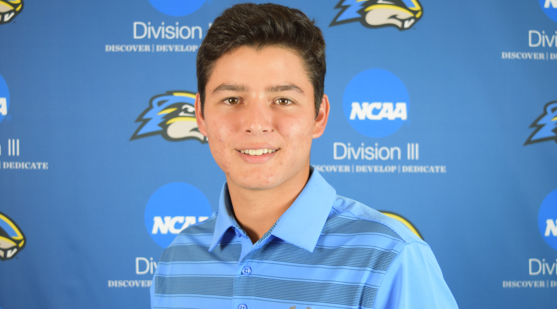 Julian Gonzalez Earns Landmark Conference's Men's Golf Athlete of the Week Honors
