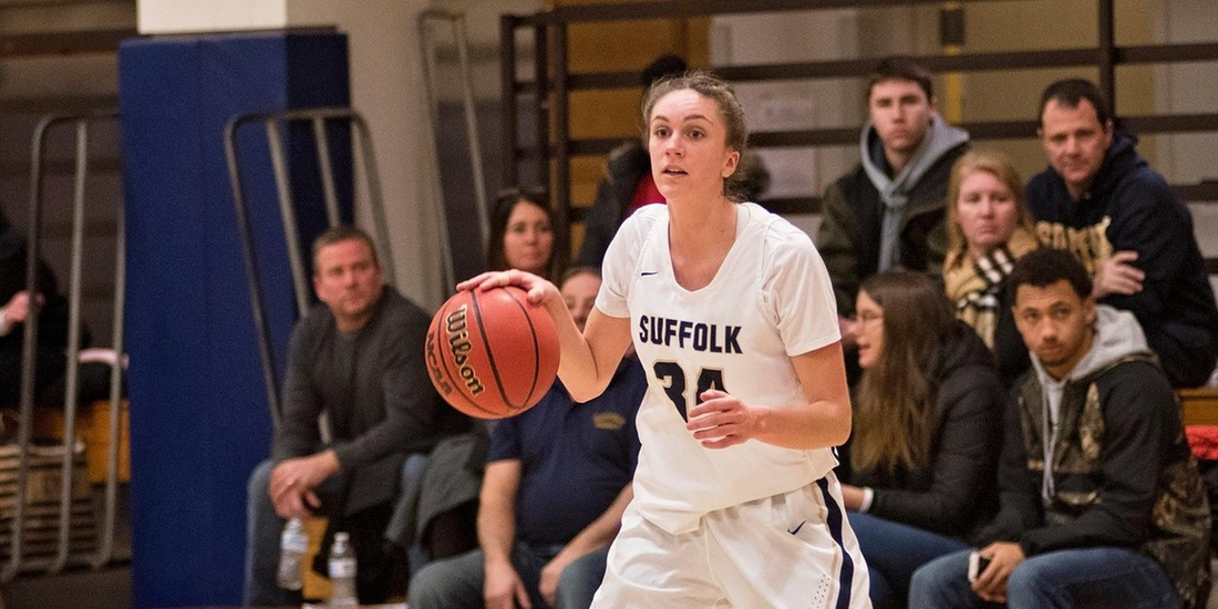 Women's Basketball Brings 10-Game Streak to Regis Saturday