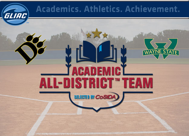 Four Selected for CoSIDA All-District Softball Recognition