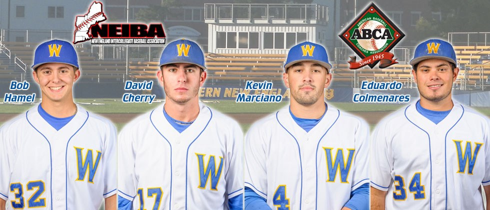 Four Golden Bears Earn NEIBA, ABCA/Rawlings All-Region Accolades